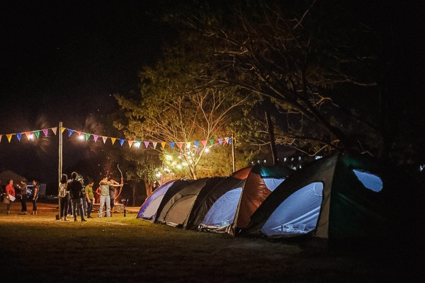 Glamping at El Kabayo Clark Stables Picnic Grounds in Pampanga
