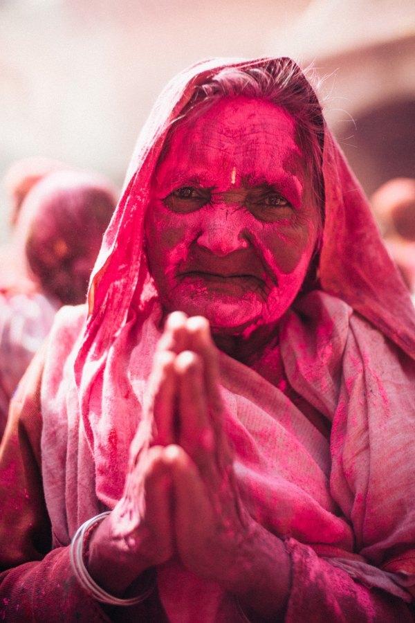 Holi Festival by Tom Watkins via Unsplash