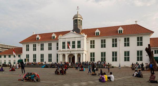 Jakarta History Museum Photo by CEphoto via Wikipedia CC