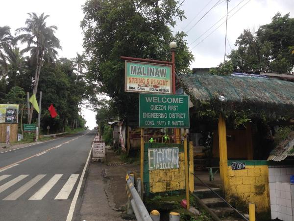 Malinaw Spring and Resort Lucban photo by Froilan Gruezo via FB