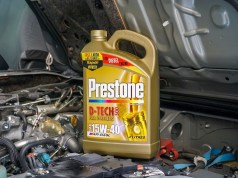 Prestone D-Tech 4 Liters