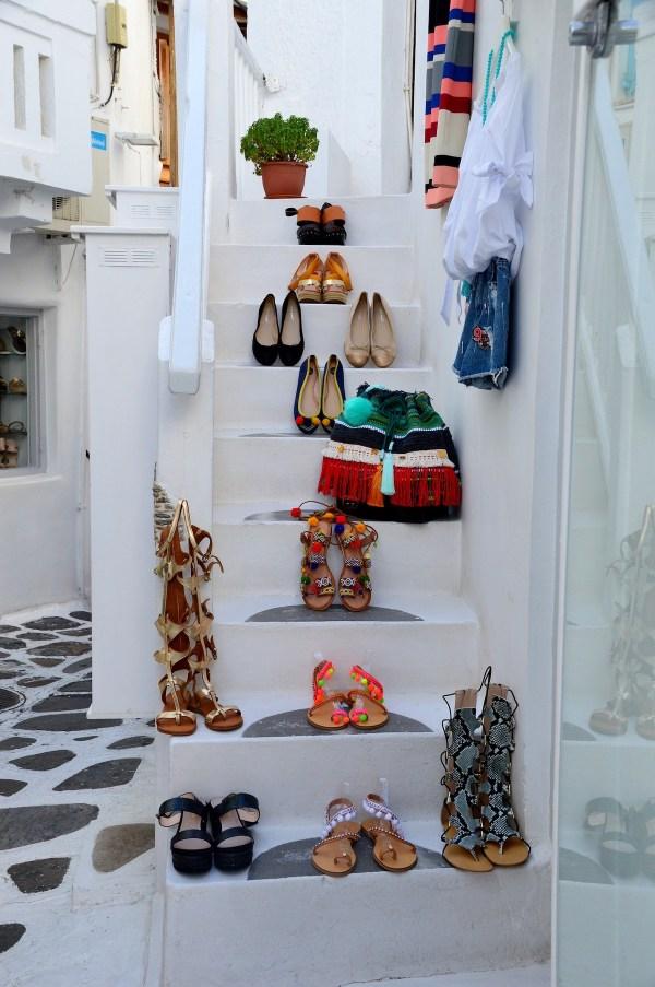 Shop in Mykonos Town