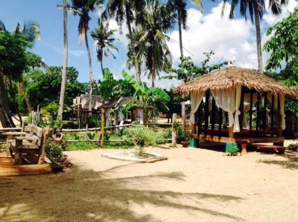 The Clara Beach in Guimaras