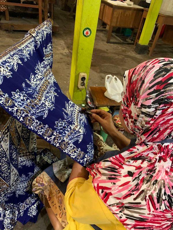 Yogyakarta Batik Making Factory