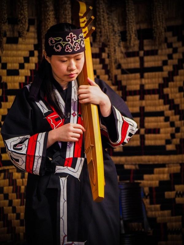 Ainu Artist photo via Pixabay