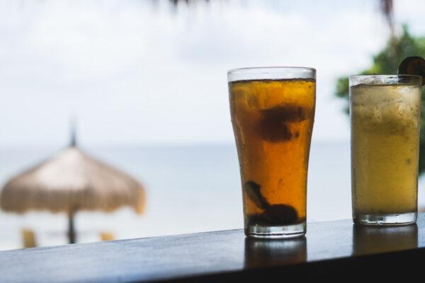 Dining Views- Bluewater Panglao by Fabian Encarnacion