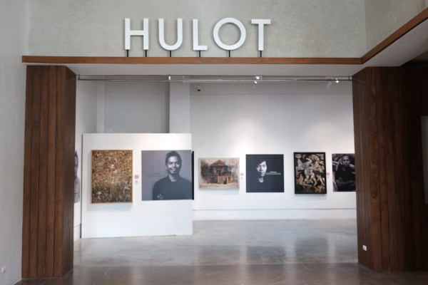 Hulot Art Exhibit in Iloilo