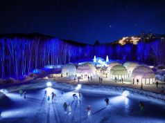 Ice Village Hoshino Resort Tomamu