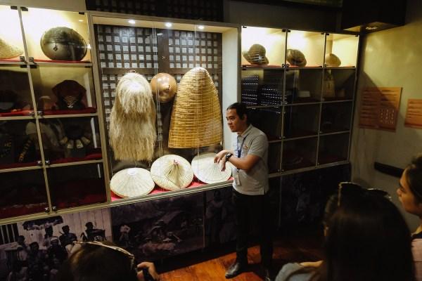 Inside Pamintuan Museum by Mac Dillera / NPVB