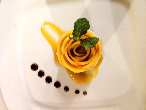 Mango Cheesecake- Bluewater Panglao by Fabian Encarnacion