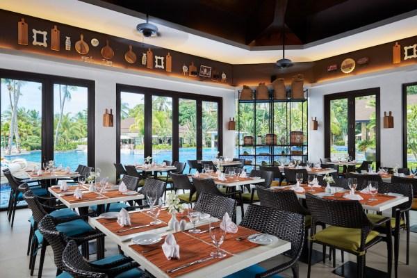 Movenpick Market Restaurant Boracay