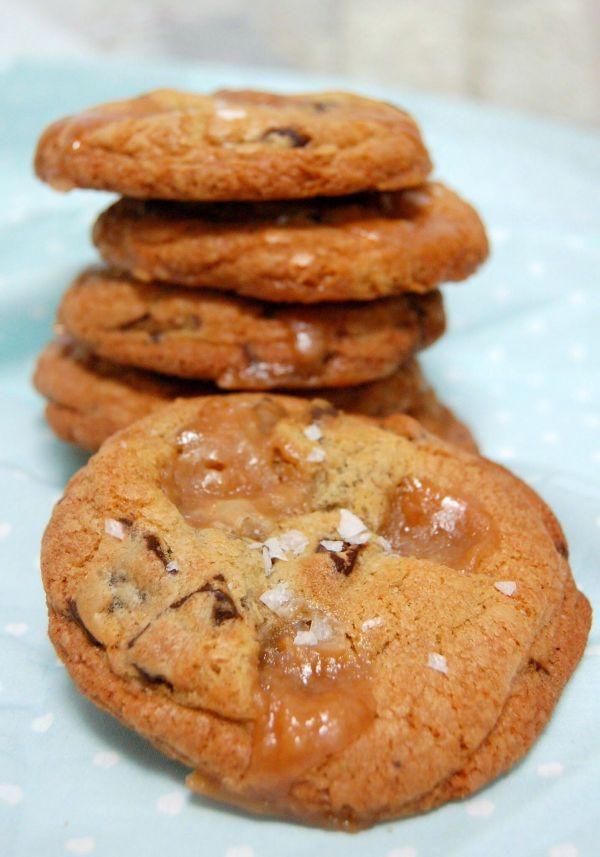 Sea Salt Caramel Cookie