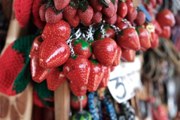 Souvenirs from Baguio City