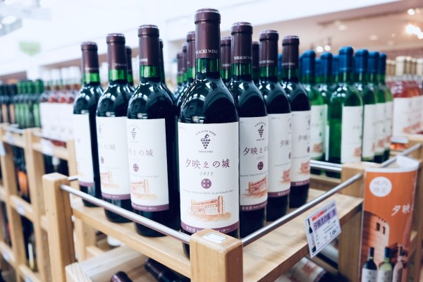 Tokachi Wine for Sale