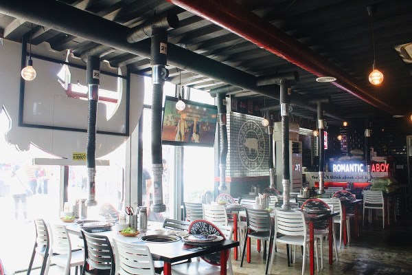 Unlimited Samgyupsal Restaurant