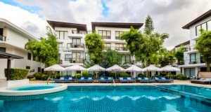 Discovery Shores Boracay's picturesque pool