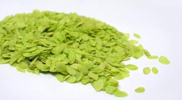 Green Rice Flakes