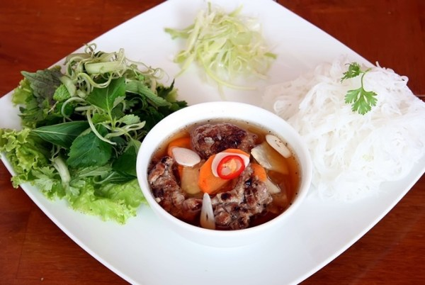 Hanoi Kebab Rice Noodles