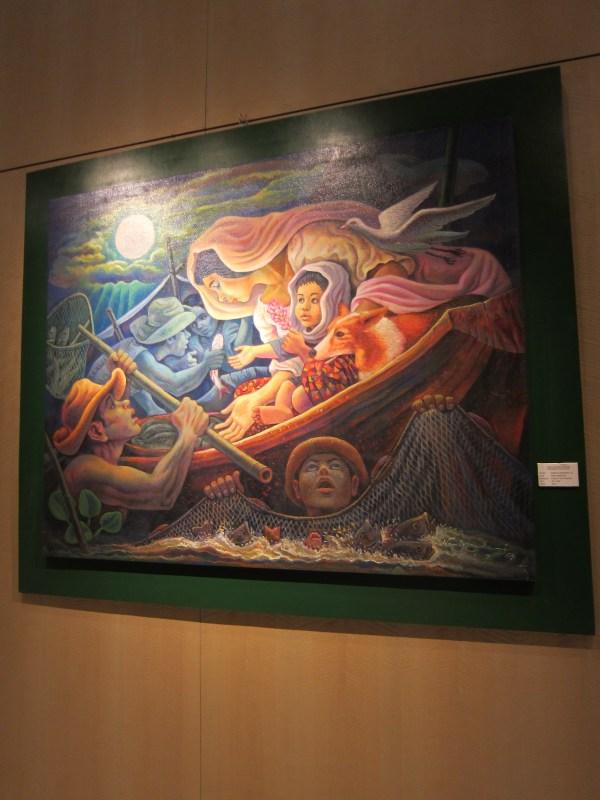 Nemi Miranda paintings