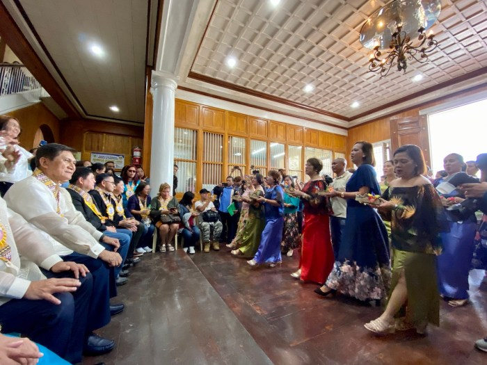 Putong or tubong is a ceremony occasionally performed in the Province of Marinduque