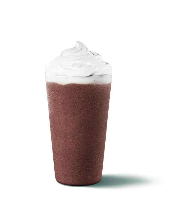 Red Velvet Cake Cream Frappuccino