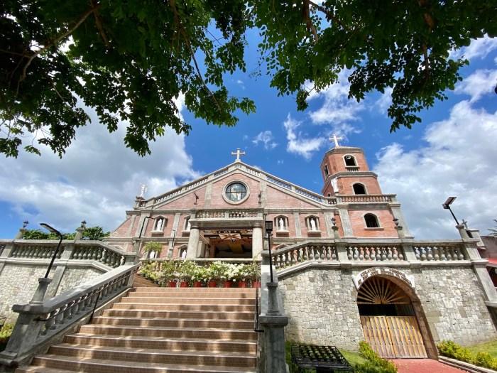 St. Joseph Parish Catholic Church, Gasan