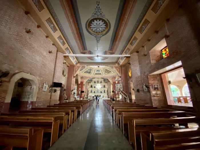 Sta. Cruz Church in Marinduque