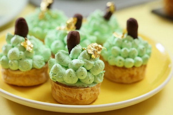add@Prince Afternoon Tea Buffet_Durian Chocolate Tart