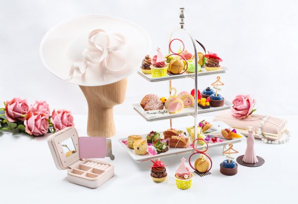 British Wardrobe Afternoon Tea, Jointly Presented by Marco Polo Hongkong Hotel and Phase Eight
