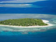 Climate crisis threatens to submerge islands across the world