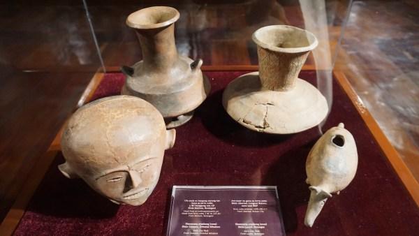 Collection of Antique Philippine Pottery / Ceramics