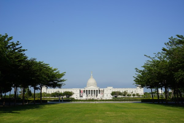 Facade of Chi Mei Museum