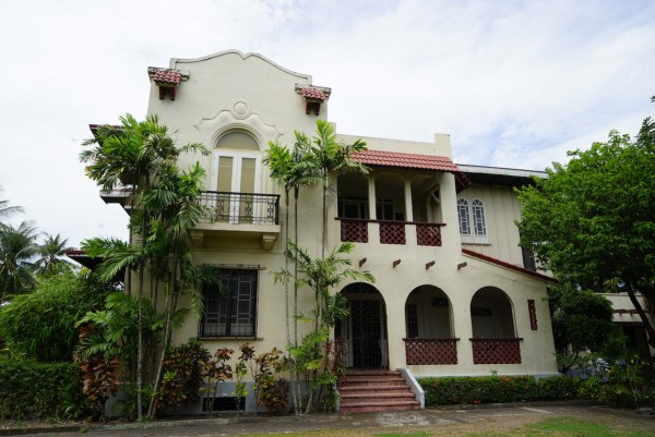 German Unson Heritage House Bed and Breakfast