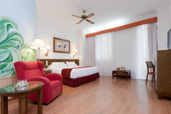 Junior Suite at Senator Cadiz Spa Hotel
