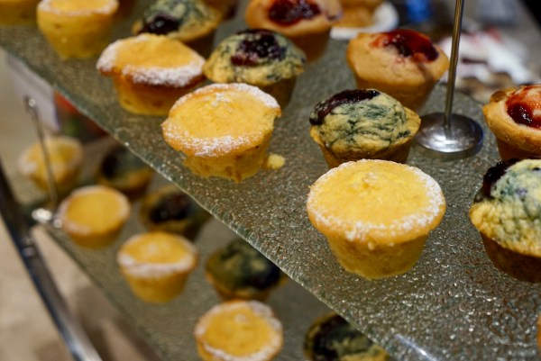 Muffins Overload