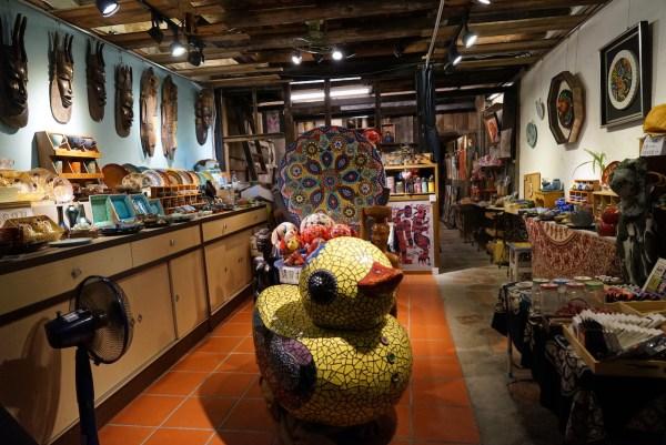 Old Shennong Street Souvenir Shops