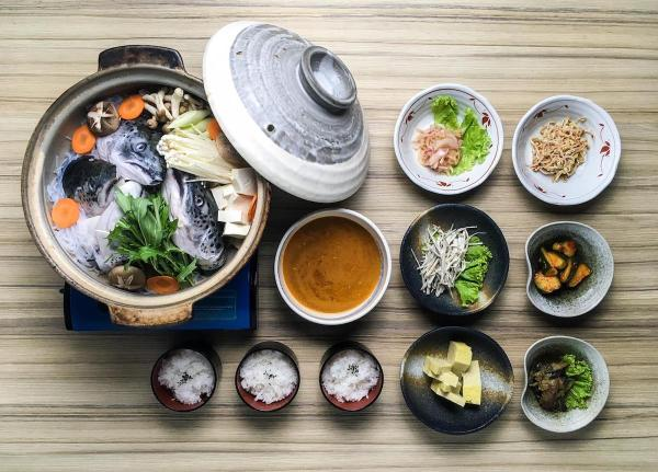 Valued at Php 2488 (inclusive of tax and service charge), Kitsho's special Father's Day set menu can be shared by four diners. Kitsho honors fatherhood with a special family set meal