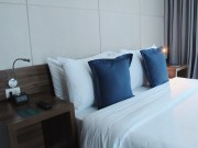 Beds at The Sphere Serviced Residences Makati