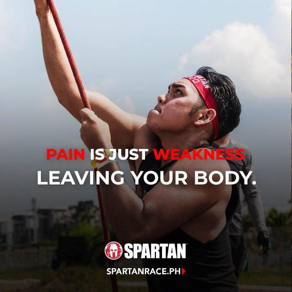 Photo via Spartan Race Philippines FB Page