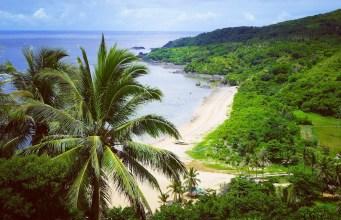 Puraran Beach in Catanduanes