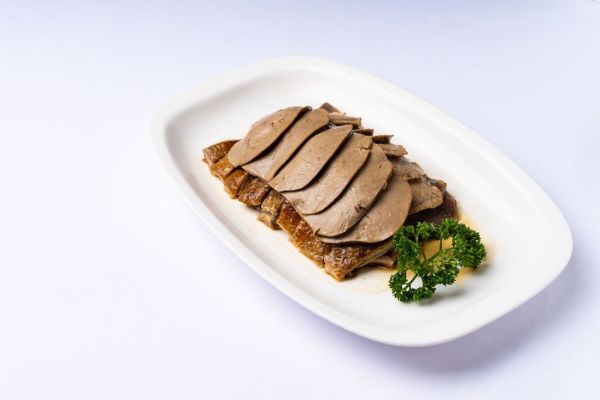 Soyed Goose Meat with Goose Entrails Platter