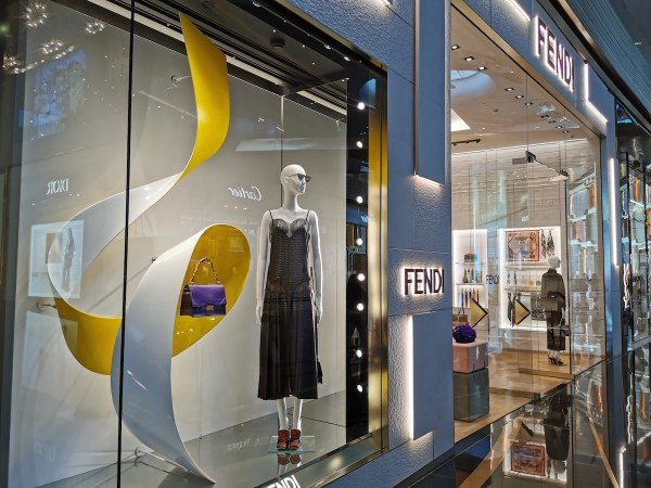 Fendi Shop in Bangkok