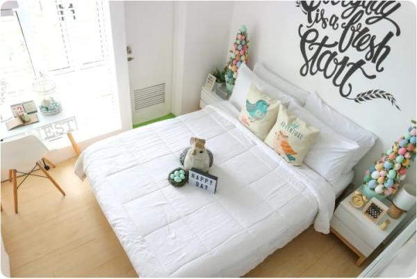 The Nest is a modern Scandinavian-inspired space