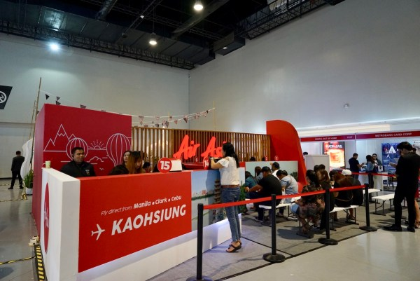 AirAsia Seat Sale at the PTM 2019