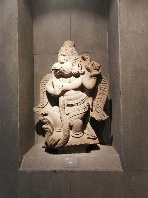 Cham Sculpture