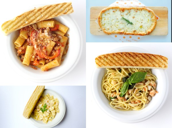 Experience An Authentic Italian Meal For As Low As P22 This August at CIBO