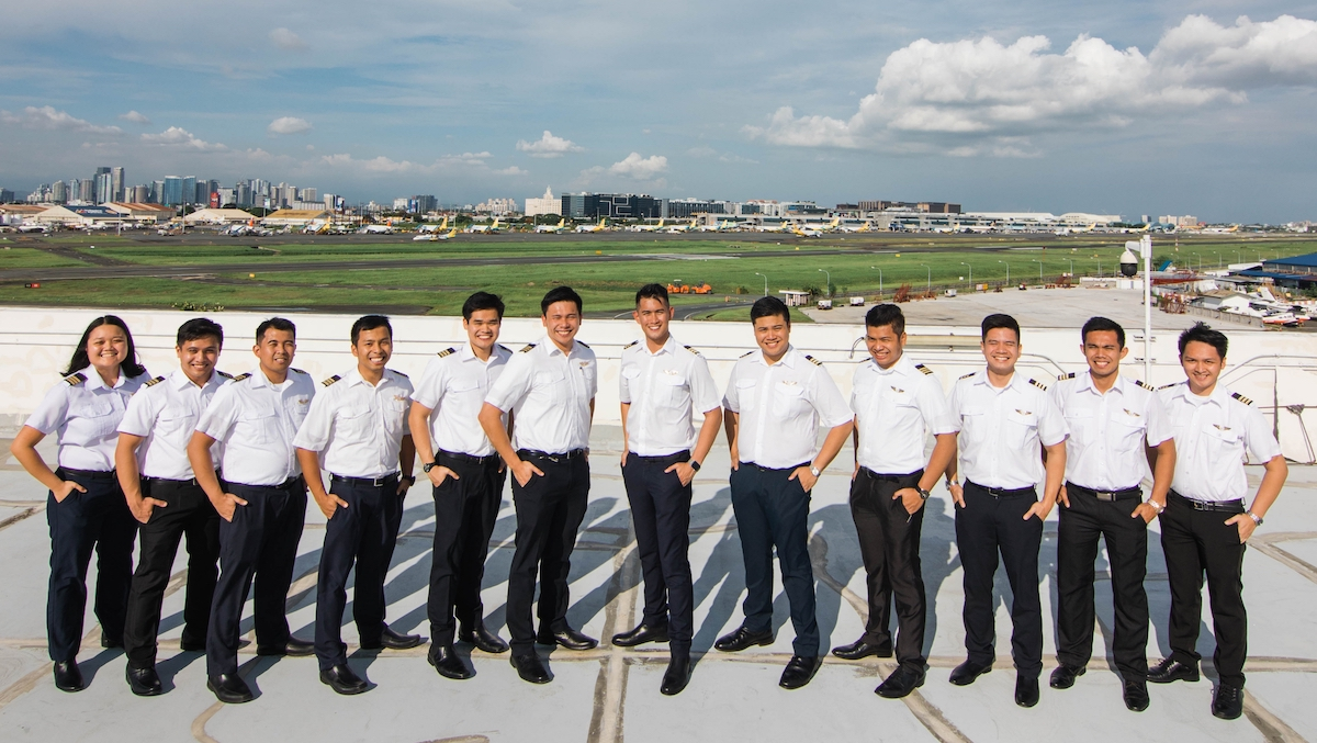 Search is on for new batch of Cebu Pacific Cadet Pilots - Out of
