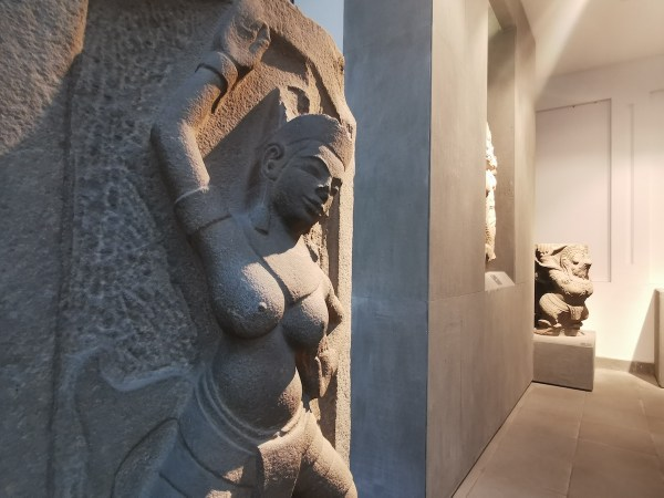 Gallery of Ancient Cham Sculptures in Da Nang