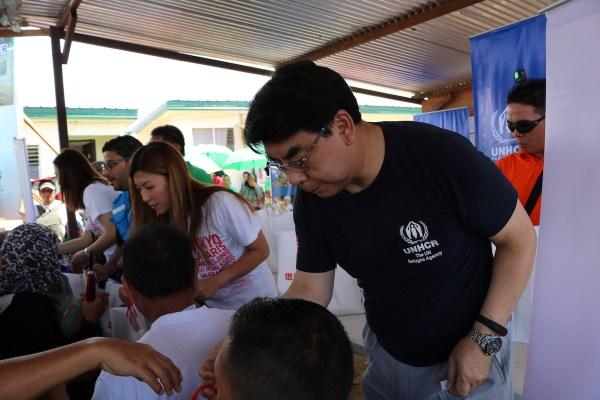 Shinji Kubo - UNHCR Representative to the Philippines