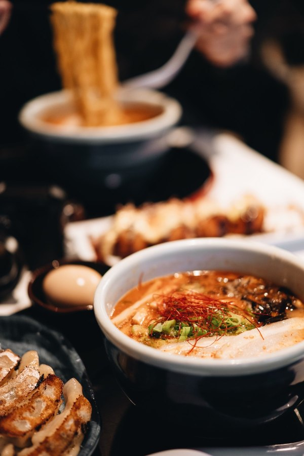 Spicy Ramen by Kae Ng via Unsplash